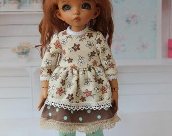 Outfit for BJD - dress for LittleFee by Fairyland