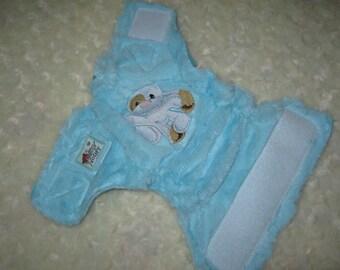 Cloth diaper TE2 puppy - size M - in stock