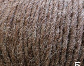 baa ram ewe dovestone natural chunky shade 5