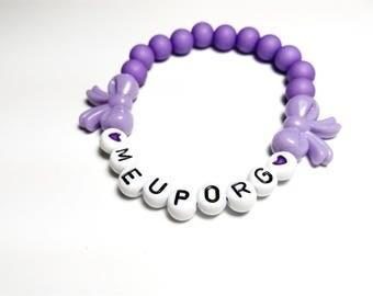SALE 50% Bracelet elastic geek - MEUPORG