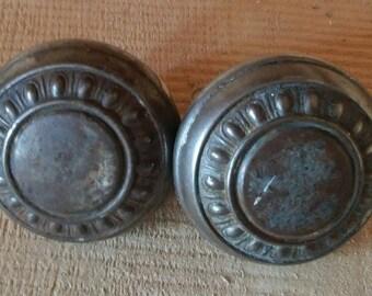 Old Vintage Door Knob, patina