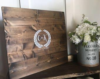wedding guest board sign, guest book, guest board sign, guest board, GUEST BOOK ALTERNATIVE, personalized wooden guest book, wedding decor