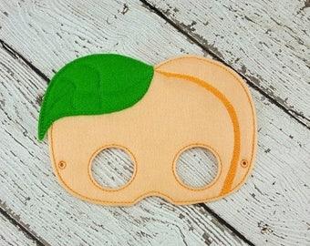 Summer Sale Peach Mask