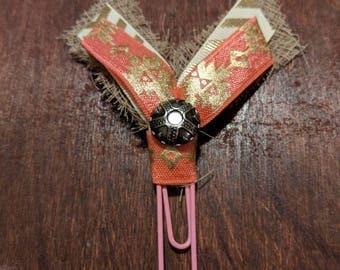 Custom Aztec Planner Clip Bookmark  Paper Clip Bible Journaling