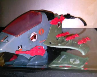 Vintage GI Joe Cobra Sea Ray VEHICLE  ***1980's****** Check Out My other Listings