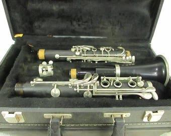 Vintage Artley Clarinet & Case Good Piece ***********Vintage**********