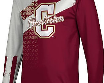 ProSphere Men's College of Charleston Structure Long Sleeve Tee (COFC)