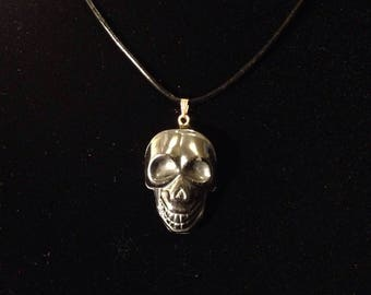 Skull drop.