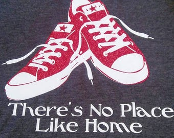 There's No Place Like Home Ruby Sneakers