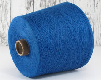 600g cotton yarn on cone, Italy/cotton yarn (Italy) on cone: Y001100