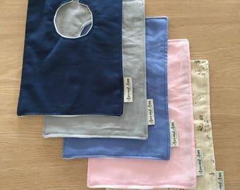 Linen Bib- Standard Style