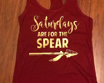 Florida State Seminoles gameday tank