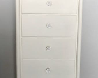 Thomasville Lingerie Painted Chest of Drawers