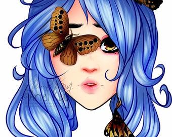 Lepidoptera [Print]