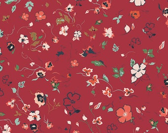 1 yard Joie De Clair Woodlands from Woodlands Fusion. Cotton fabric from Art Gallery Fabric