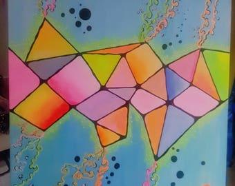 Crystal by Serena Cutler.