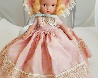 Vintage Nancy Ann - Silks and Satins #168