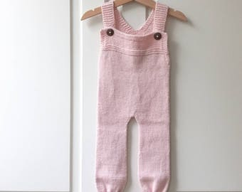 Baby jumpsuit blossom by BOHEMIAN LAVANDA