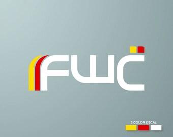 Destiny Decal | Future War Cult FWC full color
