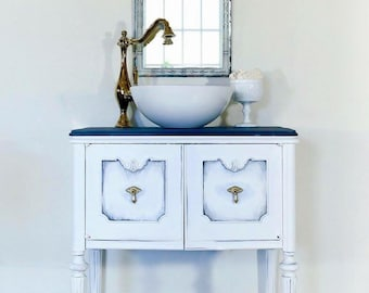 fancy farmhouse bathroom vanity