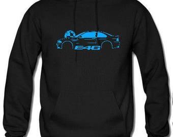 Sudadera con capucha BMW E46 - regalo de navidad - regalo para hombres - regalo para ella - sudadera con capucha bmw - regalo para él