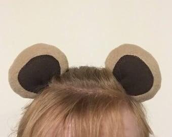 Gopher clip on ears