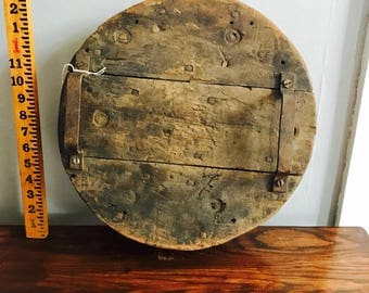 Antique Barrel Top