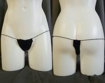 Elastic string panties