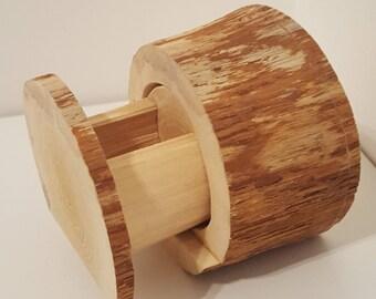 Driftwood Bandsaw Box