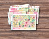 Sweet Summer Weekly Kit | Summer Planner Stickers | ECLP | Happy Planner | Recollections Planner | Weekly Planner Stickers