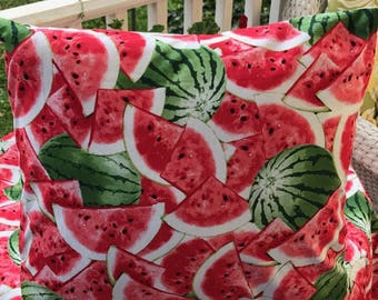 Watermelon Pillow Cover