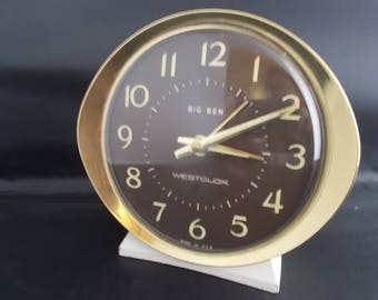 Vintage Westclox Big Ben Alarm Clock