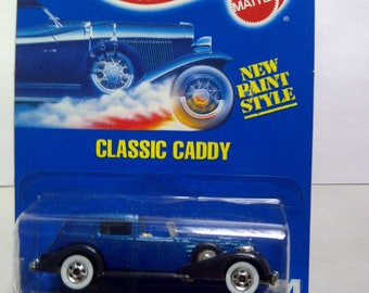 Hot Wheels Classic Caddy New On Card