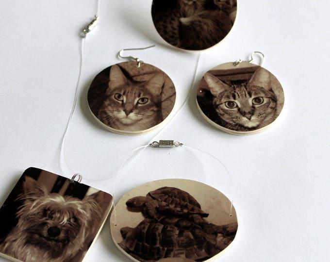 Ornament - Customizable Photo form size