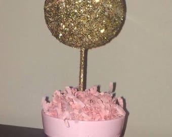 Mickey centerpiece birthday party mickey