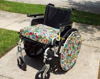 Wheelchair Cushion Cover