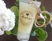 Lanolin Hand Cream. Deeply Moisturizing, Long Lasting, Fast Absorbing. Body Cream, Lotion For Knitters, Natural Body Cream.  Keychain cream