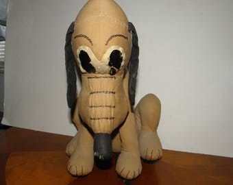 Pluto Vintage Handmade Toy