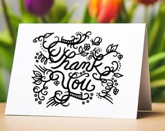Thank You - printable