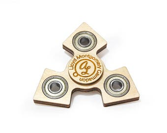 Ninjago wooden fidget spinner Hand spinner Lloid Garmadon Themed spinner Laser engraved spinner Gift for him Birthday gift Three-Spinner