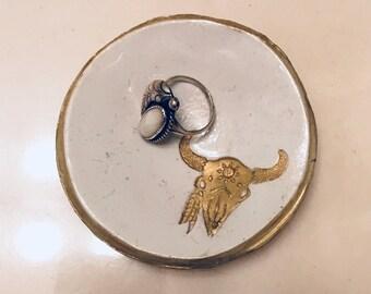 Southwestern Ring Dish