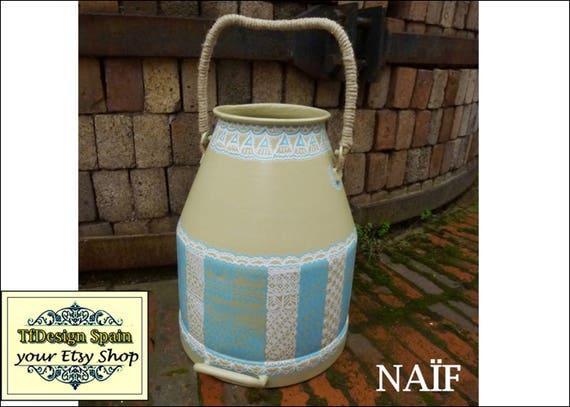 Milking pail, Milking bucket, Milking pail with lid, Antique milking pail, Milking pail gift, Milking bucket sale, Aluminum milking bucket
