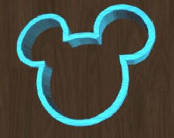 Mickey Minnie Cookie Cutter