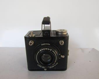 Brownie Camera in Case