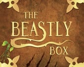 "NOVEMBER ""The Beastly Box"" HootLoot Book Box"