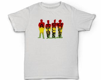 A Tribe Called Quest T-shirt - ATCQ Real hip hop - old school - New York City - Golden Era rap - Native Tongues - A Tribe Called Quest