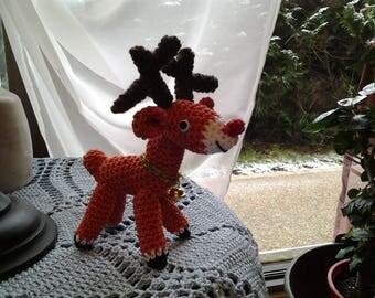The little reindeer Christmas
