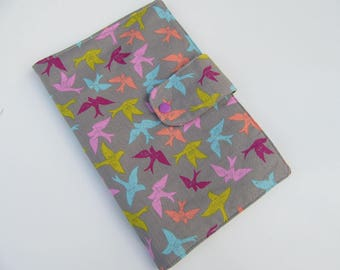 Nappy Wallet - Whimsical Birds