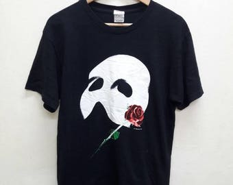 Vintage Phantom Of The Opera Shirts