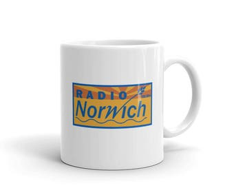 Alan Partridge - Radio Norwich Mug